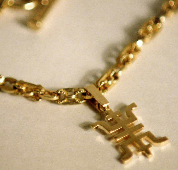 Fine Jewelry Necklaces Pendants Custom Wildlife Jewelry 14k